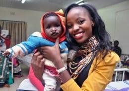 Baby Kanana Cleft operation