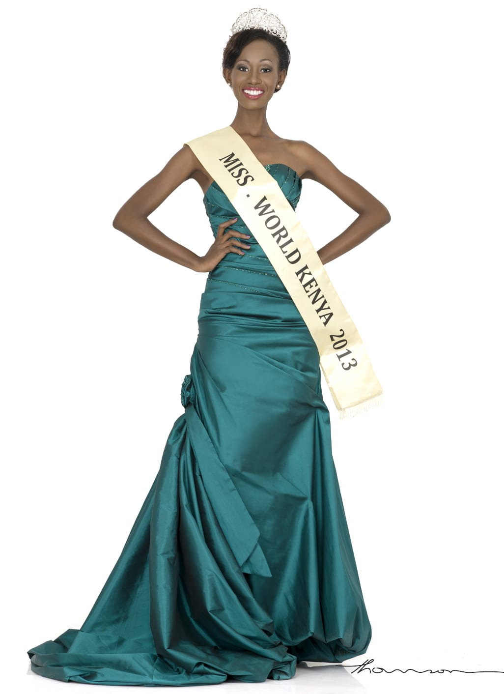 Become a miss world Kenya contestant