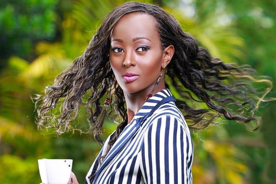 Miss world Kenya 2007 Ruthie Kinuthia