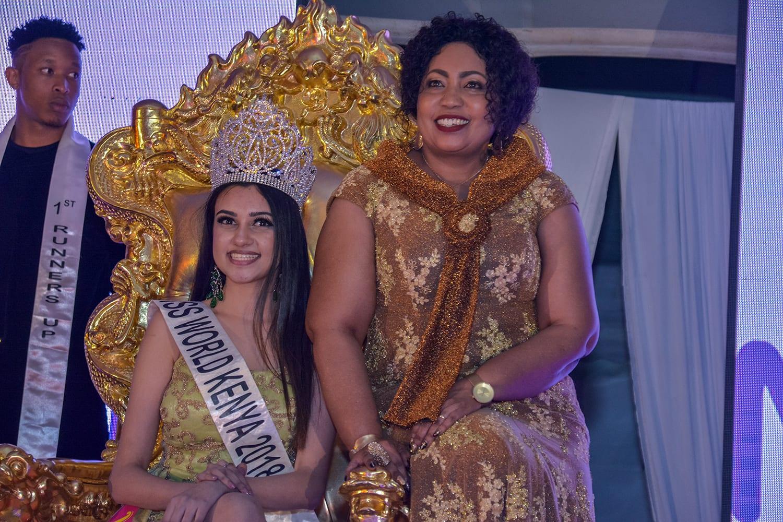 Miss World Kenya 2018 - Finali Galaiya