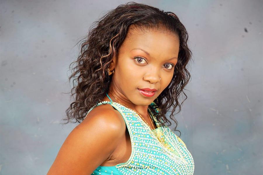 Miss world Kenya 2005 Cecilia Mwangi