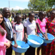 Activism against widow cleansing - a project by Miss World Kenya Finali Galaiya