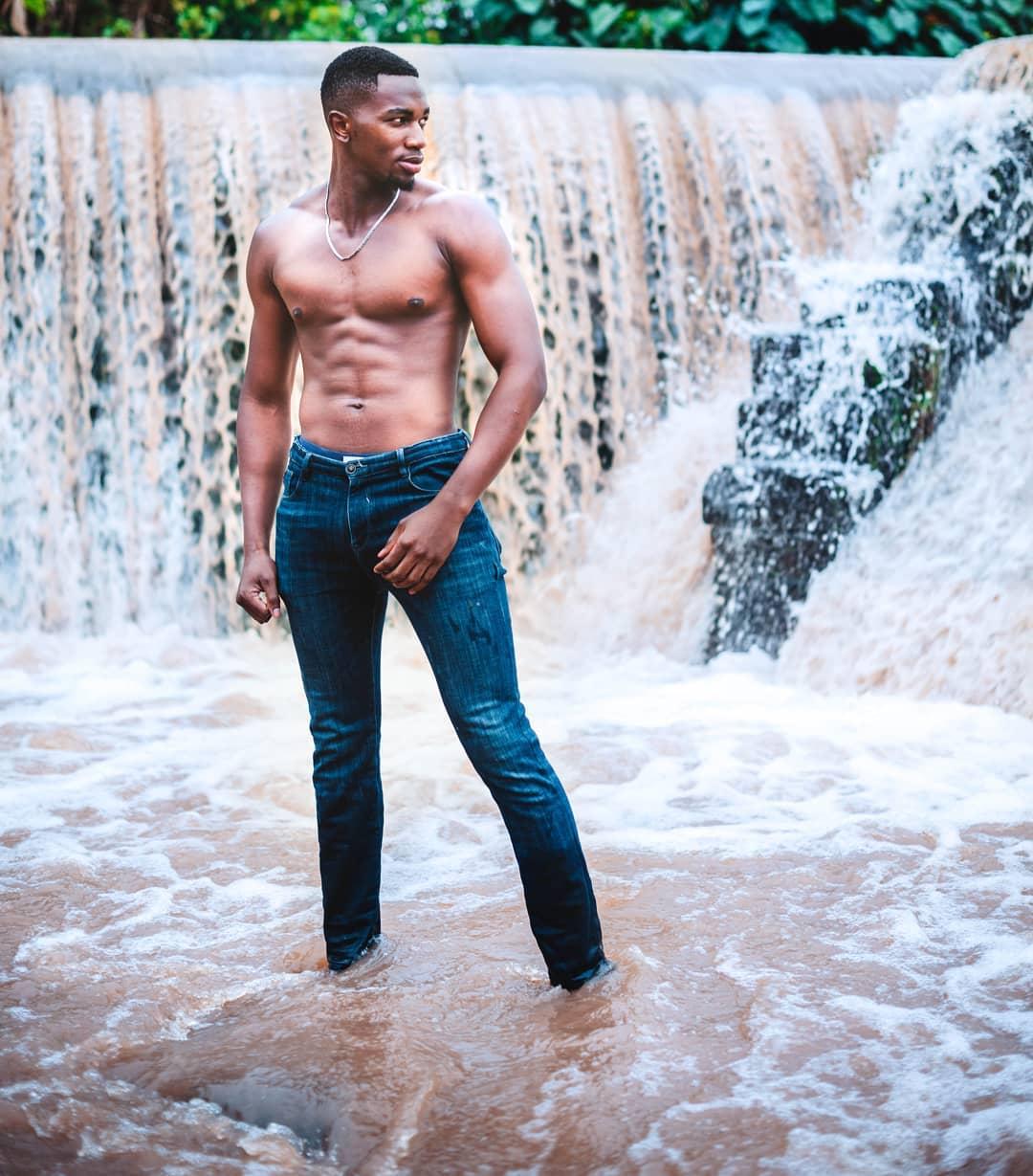 Franklyne Asoyo - Mr World Kenya 2019 - 2021