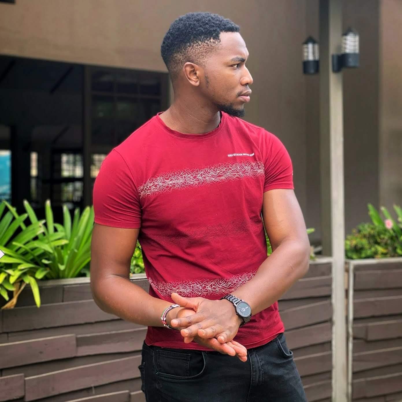 Franklyne Asoyo Mr World Kenya 2019