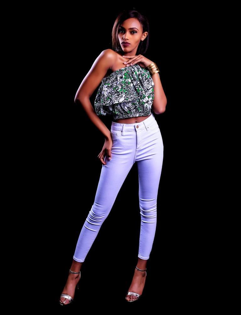 Miss World Kenya 2019 - 2022 Maria Wavinya 1
