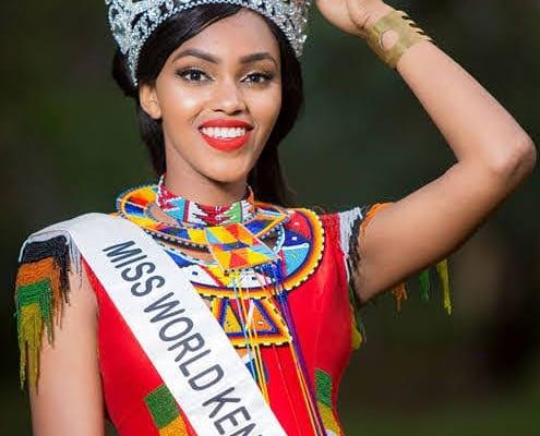Miss World Kenya 2019 - 2022 Maria Wavinya (168)