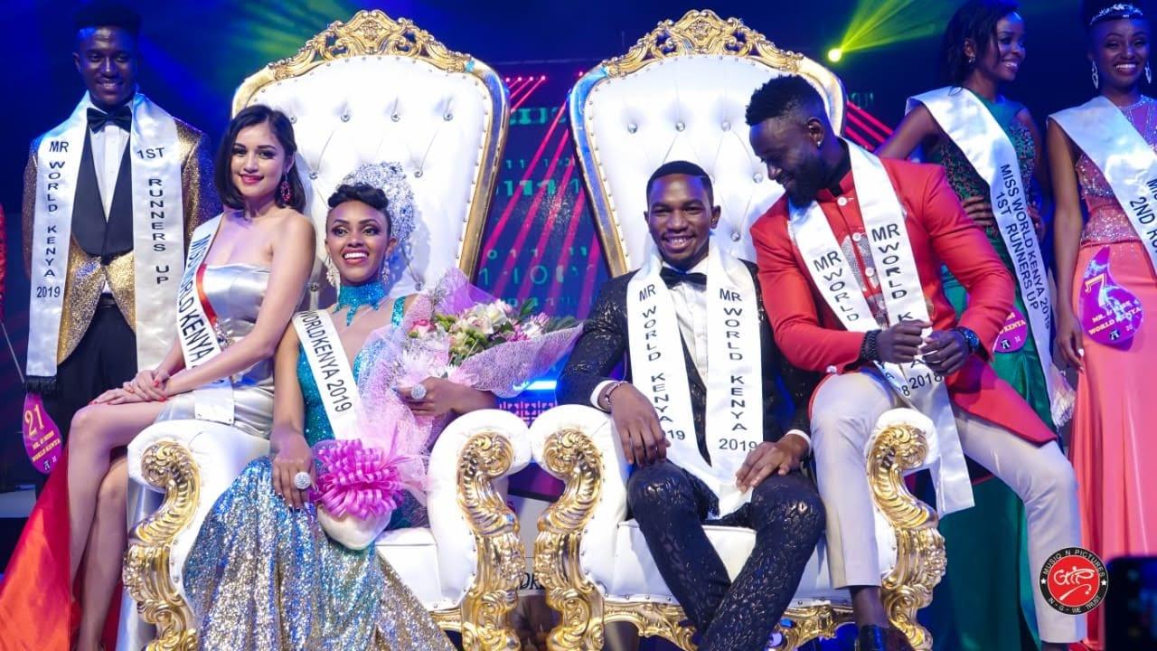 Miss World Kenya winners 2018 - 2019