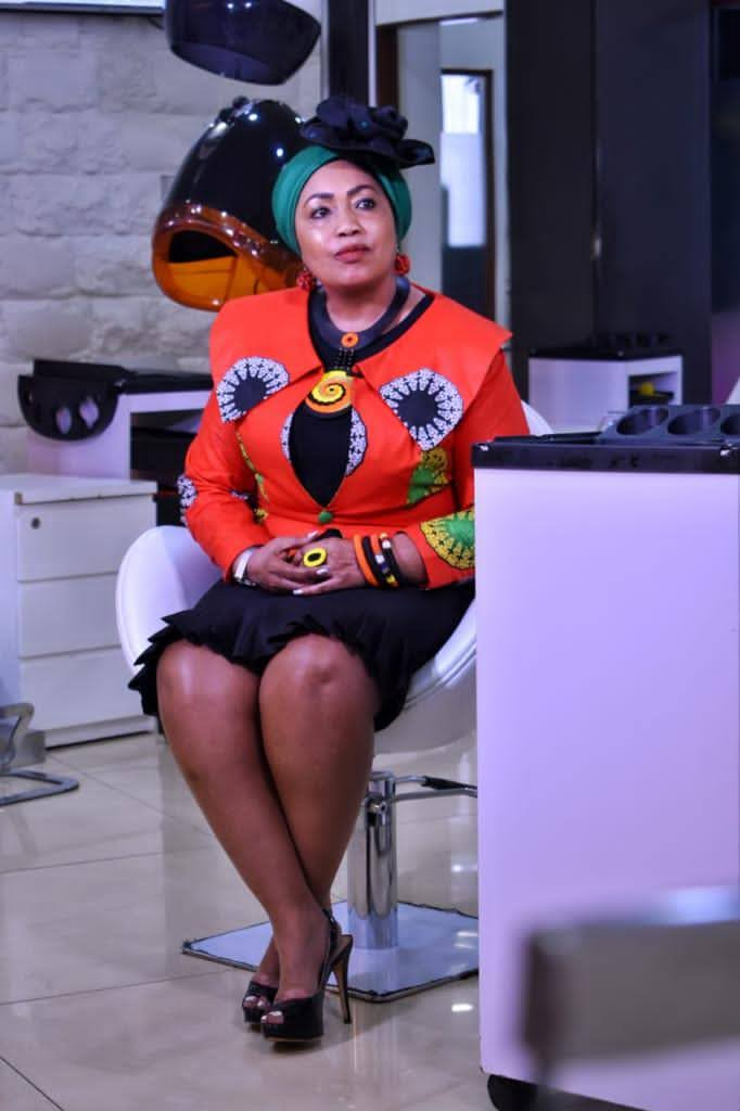 Mrs Terry Mungai Ashleys Kenya CEO