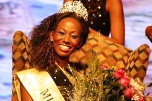 Wangui Gitonga - Miss World Kenya 2013
