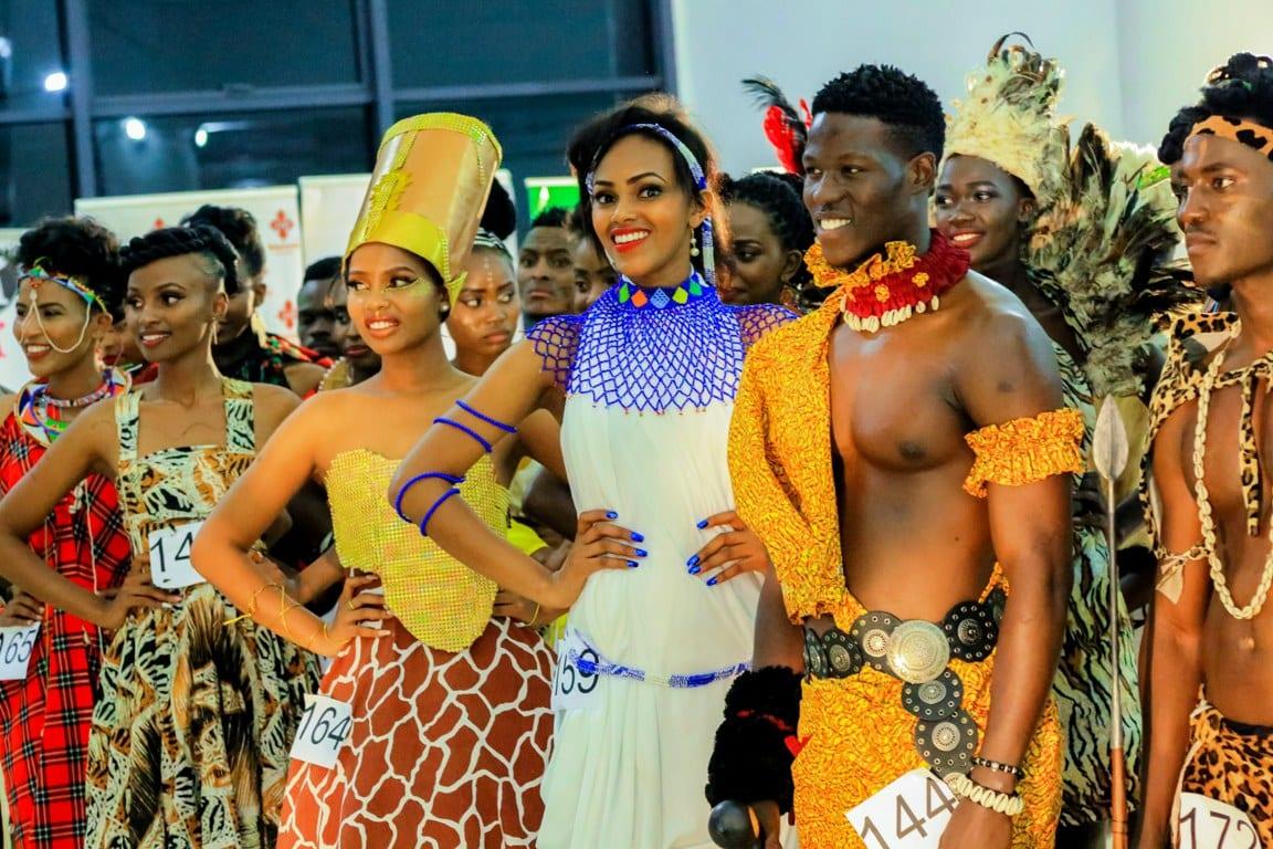 Mr and Miss World Kenya