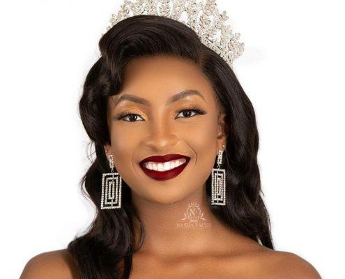 Sharon Obara Miss World Kenya 2021